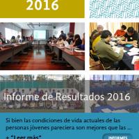 <h1> Informe de Resultados 2016 </h1>
