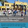 La Reta, deporte y acción para una vida mejor