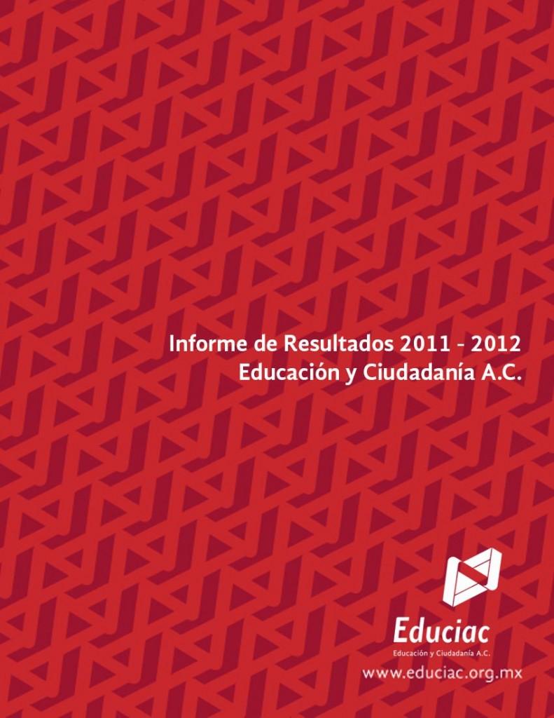 Portada Informe 11-12