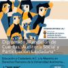 """Convocatoria al Diplomado """"Rendición de Cuentas, Auditoría Social y Participación Ciudadana"""""""