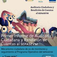 Documento de Informe: Metodología y Resultados. Mecanismo de Auditoría Social al SEPASEVM