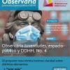 Observária Juventudes, Espacio público y DDHH. No.4