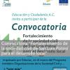"""Convocatoria """"Fortalecimiento de la sociedad civil de San Luis Potosí para el desarrollo local"""""""