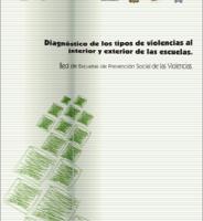 Diagnóstico tipos de violencia interior y exterior de Escuelas