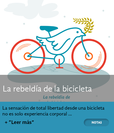 La rebeldía de la bicicleta